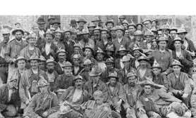 cornish miners hidalgo